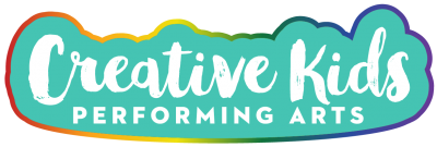 Creative Kids_rainbow logo-teal